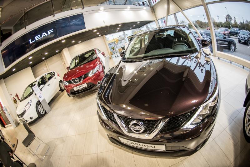 Фото: Свежие новости про автомобили Nissan